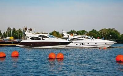 Компания «Росгосстрах» застраховали огромную яхту