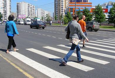 Как страхование ОСАГО касается пешеходов?